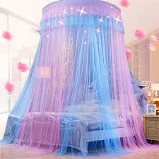 <b>2019 New Elegant</b> Lace Bed Canopy Mosquito Net Dome Hanging ...