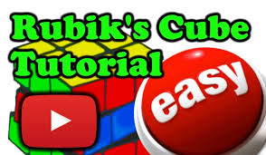 Pattern To Solve Rubik's Cube Fascinating How To Solve The Rubik's Cube Beginners Method