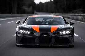 Many sources are reporting that bugatti is developing a new vehicle. Bugatti Chiron Super Sport 8 Cool Facts