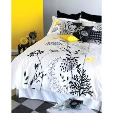yellow white duvet cover found it at yellow duvet set full queen black white yellow duvet