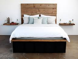modern wood headboard ideas bed designs 2017 with rustic images