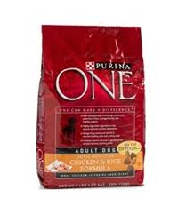 purina one dog food review