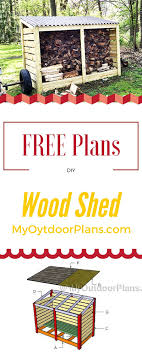 easy to follow and free firewood storage shed plans! learn how to free woodworking plans uk at Free Wood Diagrams