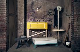urban rustic furniture. Urban Rustic Home Interior Furniture Design By Frank Michels
