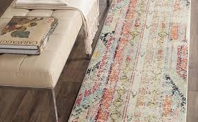 runners round rugs