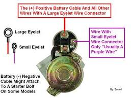 solved need diagram of wire hook up on pontiac grand fixya here is a diagram of how the wires connect to that starter and let me know if you need any help to understand this diagram or if you require any further