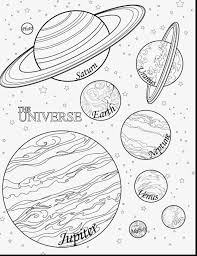 Coloring Pages Free Printable Solar System Coloring Pages For Kids