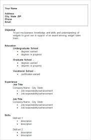 Resume Examples Student Tomyumtumweb Com