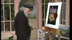 the beauty of oil painting series 1 episode 14 tea roses you