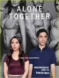 Alone Together Temporada 1 audio español
