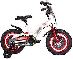 NIAN <b>Kids Bike Boys Girls</b> Freestyle Bicycle with Training Wheels ...