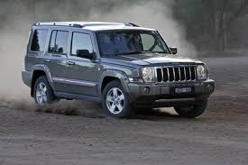 Jeep Commander Review (2006-10): Quadra Trac and Drive
