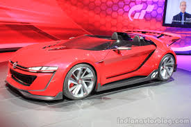 2018 volkswagen gti roadster. perfect 2018 vw gti roadster concept front three quarters view at the 2014 los angeles  auto show to 2018 volkswagen gti roadster