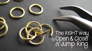 Image result for jump rings