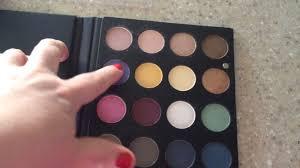 ofra cosmetics professional makeup palette eyeshadow