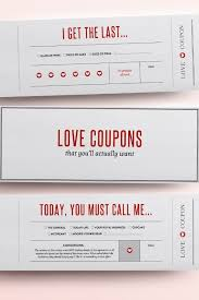 Ideas For Boyfriend Coupons Free Printable Diy Naughty Coupon Book For Valentine U0027s Day