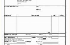 Online Bill Of Lading Form General Bill Of Lading Form Free Template Excel Short Pdf Online