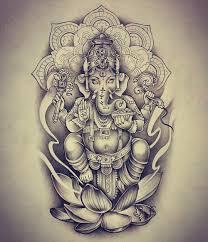 London Tattoo Tattoos Ganesh Tattoo Ganesha Tattoo