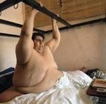 fettester mensch der welt