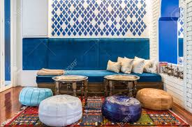 Moroccan Style Living Room Furniture Moroccan Style Living Room Stock Photo Picture And Royalty Free