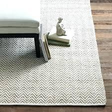 luxury wool sisal rugs for latest jute and chenille area rug herringbone west m natural wool