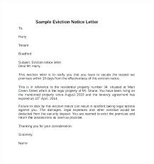 Free Eviction Notice Template Sample Eviction Notice Form Template Sample Eviction Notice Letter Tenant To Quit Pics