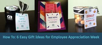 6 easy gift ideas for employee appreciation