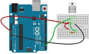 humidity sensor arduino theorycircuit do it yourself humidity sensor arduino circuit diagram