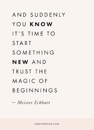 New Beginnings New Beginning Beginning Quotes New Quotes