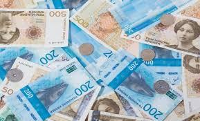 what is the norwegian krone nok