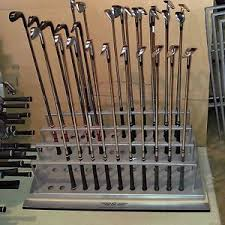 Golf Club Display Stand Titleist Vokey Design Golf Store Pro Shop Wedge Club Display Rack 35
