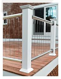 Feeney Design Rail Awesome Cable Deck Railing Cost Multipurpose Feeney