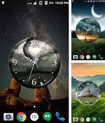 live clock wallpaper for jio