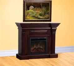 fireplace mantel kits wood stunning fireplace mantel kits with beautiful picture on yellow wall and wooden fireplace mantel kits wood