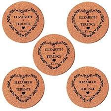 Custom cork coasters Monogramonline Image Unavailable Image Not Available For Color Personalized Cork Coasters Amazoncom Amazoncom Personalized Cork Coasters Set Of 5 Custom Engraved