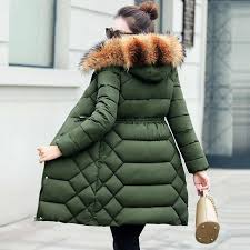 Big <b>Real Fur 2019</b> Winter Jacket Women Parka <b>Raccoon Fur</b> Collar ...