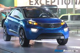 new car launches april 2014seriously blog Tata Unveils Nexon Compact SUV At Auto Expo
