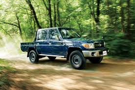 Most Reliable Pickup Truck Check Out The Reissued Toyota Land Cruiser 70 Pickup Truck The
