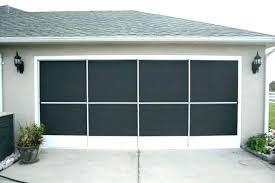 garage screen doors cost sliding garage screen doors sliding screen door for garage sliding garage screen garage screen doors
