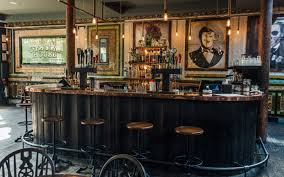 best pubs in london mapped eat and