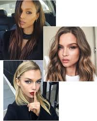 whether it s a red lip a smoky eye or a healthy glow on the victoria s secret runway or in day to day city life the victoria s secret angels have beauty