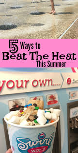 5 Ways to Beat the Heat This Summer (with Kids) - Finding Debra