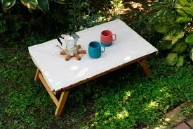 japanese patio furniture. Peregrine Camp Furniture Wing Table Japanese Patio U