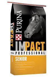 feeding for horse weight gain purina