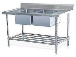stainless steel kitchen sink ebay