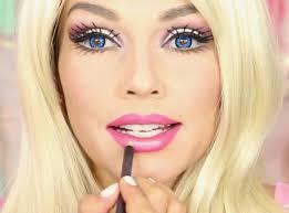 this makeup artist shows you how to transform into barbie