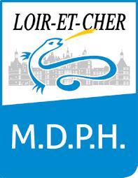 Logo Maison des personnes handicapées Loir-et-Cher (Maison Départementale du Handicap)
