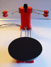 picture of ciclop 3d scanner bq horus