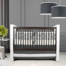 colorful baby boy nursery interior design sabra baby bedding in pewter and white perfect for