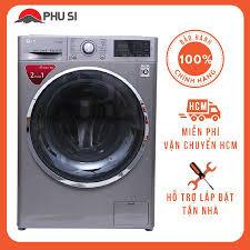 MiỄN PHÍ CÔNG LẮP ĐẶT - FC1409D4E - Máy giặt sấy LG FC1409D4E, giặt 9.5kg,  sấy 5kg, Inverter